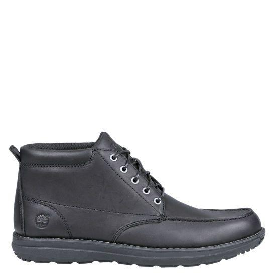 Timberland | Men's Barrett Park Moc-Toe Chukka Boots