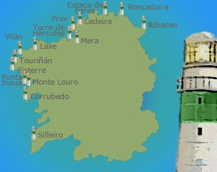 lighthouse tour in Spain....yes please!!