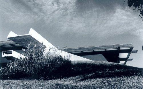 the McKeown house - architect:Enrico Taglietti- 1965
