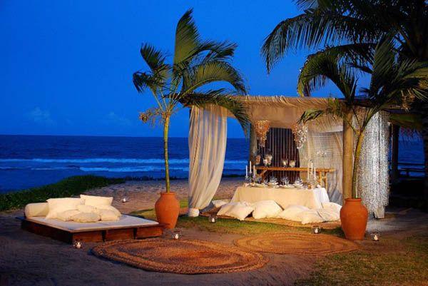 Nannai Beach Resort, Brazil. Just perfection.