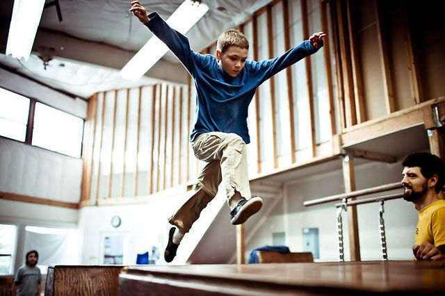 Parkour Visions - our story by Parkour Visions. Parkour Visions is a 501c3 nonprofit community oriented gym in Seattle, Washington, USA dedicated to the long-term growth of parkour as something that anyone can learn and benefit from.