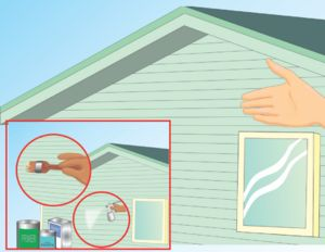 How to Paint Aluminum Siding--will need to paint once we put on the new roof.  Good info!