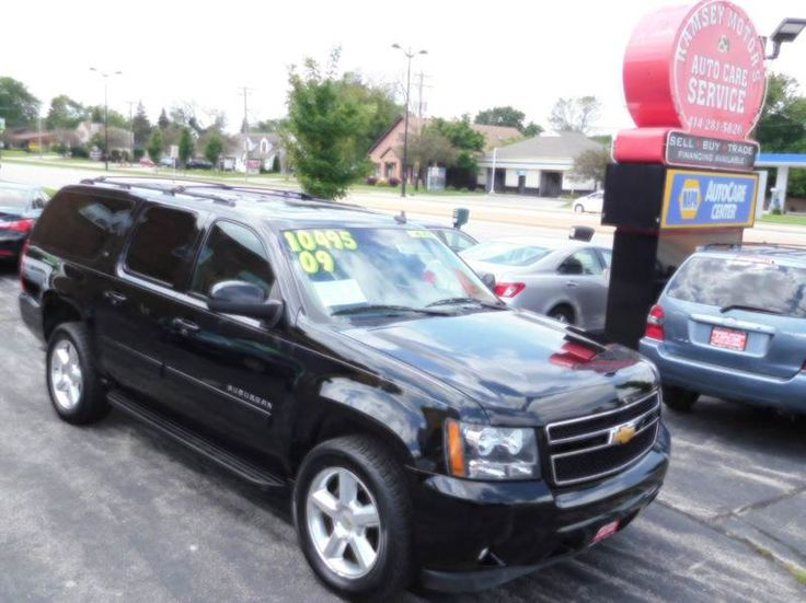 This 2009 Chevrolet Suburban LT 1500 is listed on Carsforsale.com for $10,495 in Milwaukee, WI. This vehicle includes 20 X 8.5 In. Polished Aluminum Wheels, 2-Stage Unlocking Doors, 2-Way Advanced Remote, 4wd Selector - Electronic Hi-Lo, Abs - 4-Wheel, Airbag Deactivation - Occupant Sensing Passenger, All-Weather Floor Mats, Alternator - 145 Amps, Antenna Type - Diversity, Antenna Type - Element, Anti-Theft System - Alarm, Anti-Theft System - Audio Security System, Anti-Theft System - Engine…