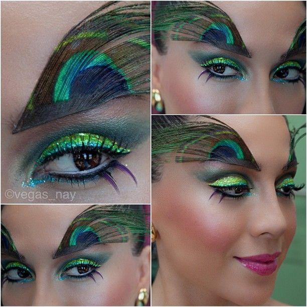 Carnaval: Maquiagem De Carnavals, Eye Makeup, Carnavals Moda, Makeup Ne, Make Carnavals, Halloween Costumes Makeup, Peacock Eye, Carnavals Fantasia, Fantasia Maquiagem