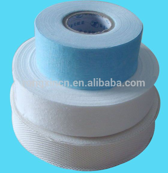 Hot sale SAP airlaid paper raw materials for sanitary napkins and baby diapers