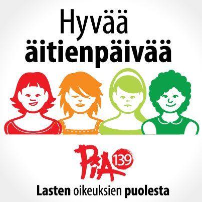 #äitienpäivä #pia2014 #139
