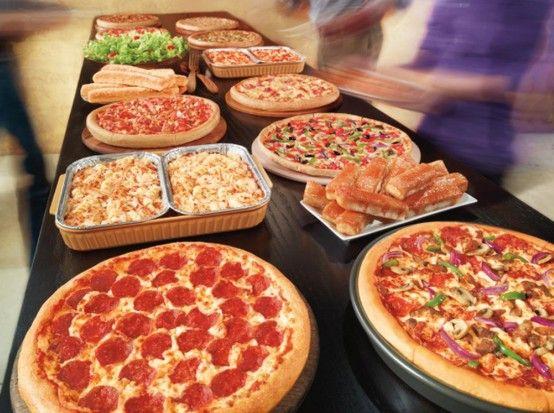 Endless Buffet PizzaHut Yum Pizza Pizza Pinterest