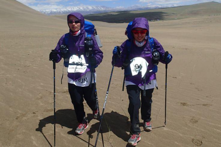 Afghanistan: la maratona di Zainab, la donna che sfida non solo la distanza