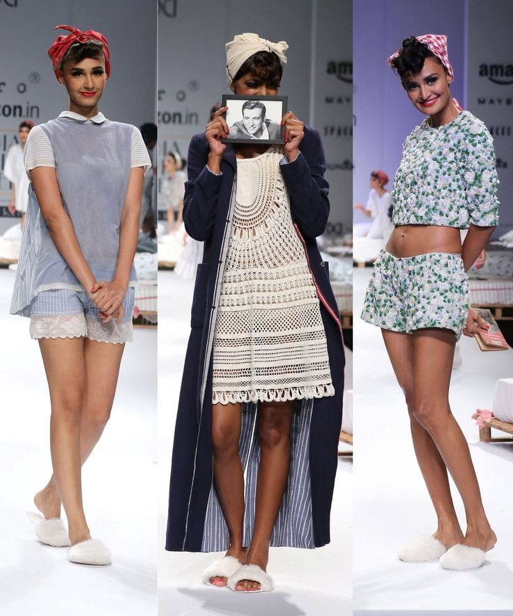 Easy separates at Péro by Aneeth Arora #SS16 #fashion #trends #aifw
