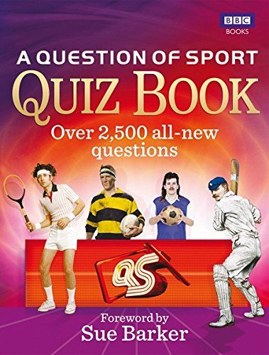 From 2.63 A Question Of Sport Quiz Book