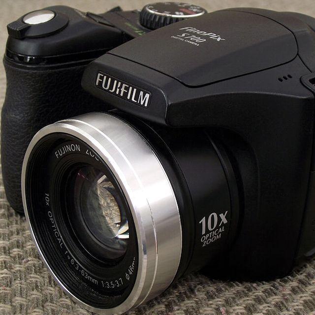 #Fujifilm FinePix S700