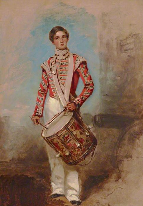 Buckner, Richard (b,1812)- Drummer Boy- Battle of Balaclava, 1854