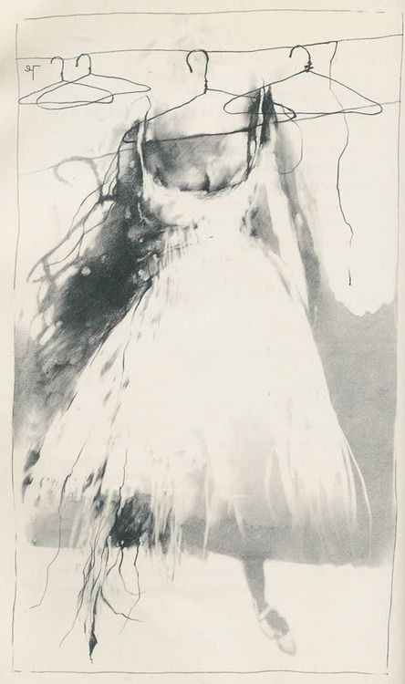 stephen gammell | illustration from scary stories to tell