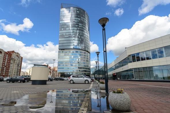 Офис недели: штаб-квартира Yota в Санкт-Петербурге :: РБК Недвижимость