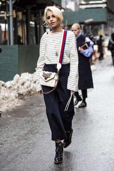 Street Fashion New York N289, 2017