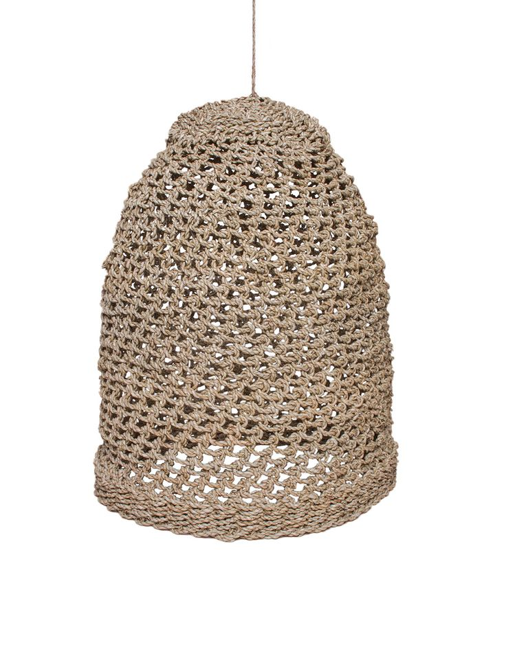 Seagrass hanging light