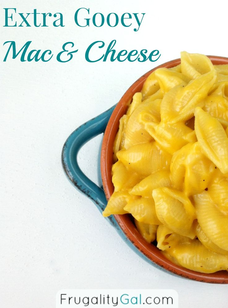 This is the best mac and cheese I've ever had. So easy!