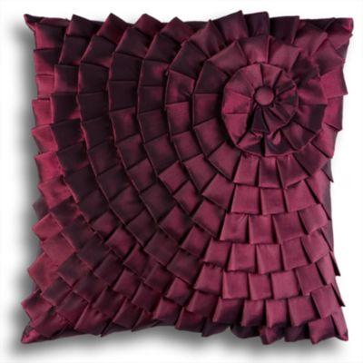 Kyria Rose Plum Cushion