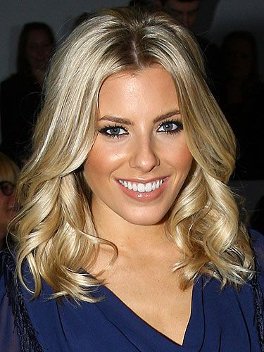 She might not be dating a supermodel anymore but we're sure there's a queue around the block with wannabe suitors. If there's one thing Mollie is known for, it's her incredible hairstyle. She's mastered the Kate Middleton light as a feather curls - psst Mollie, please tell us your secret?