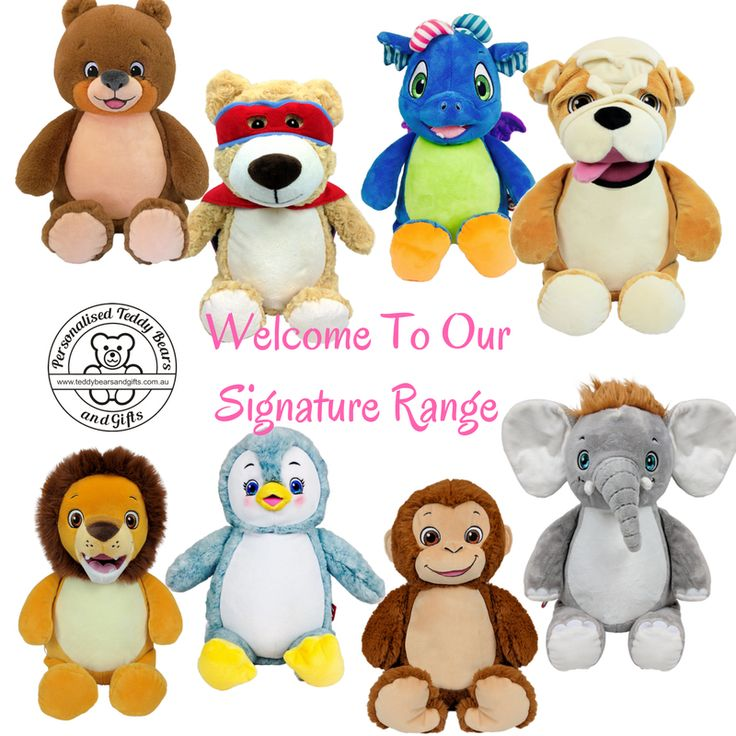 187 best personalised cubbies images on pinterest cubbies personalised baby gifts personalised teddy bears and gifts for all occassions negle Image collections