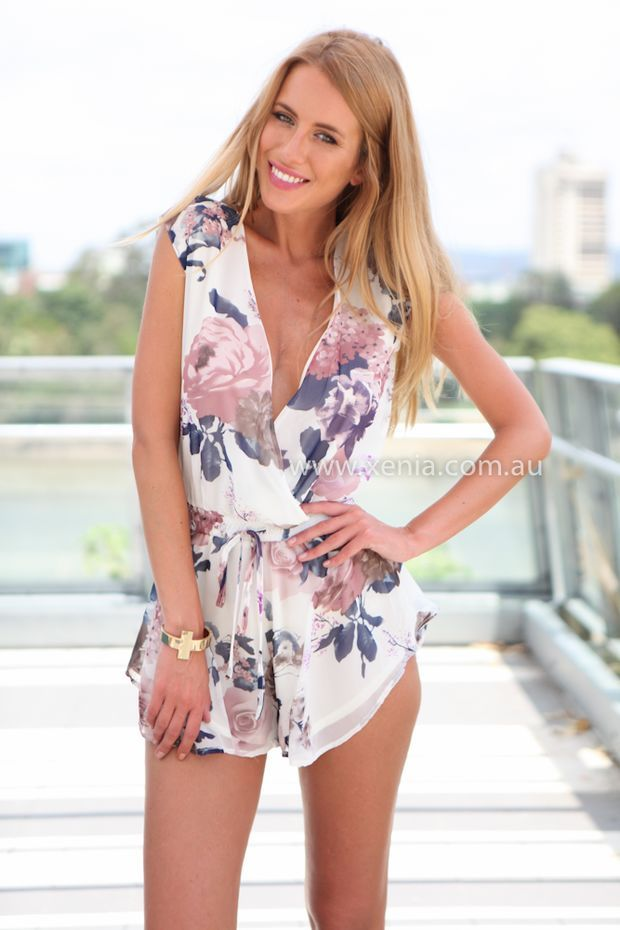 HIS GIRL HOLLY PLAYSUIT , DRESSES, TOPS, BOTTOMS, JACKETS & JUMPERS, ACCESSORIES, $10 SPRING SALE, PRE ORDER, NEW ARRIVALS, PLAYSUIT, GIFT VOUCHER, $30 AND UNDER SALE,,JUMPSUIT Australia, Queensland, Brisbane