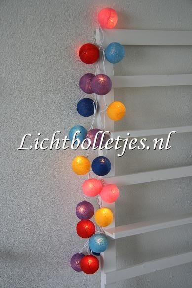 lichtslinger feest! bij lichtbolletjes.nl