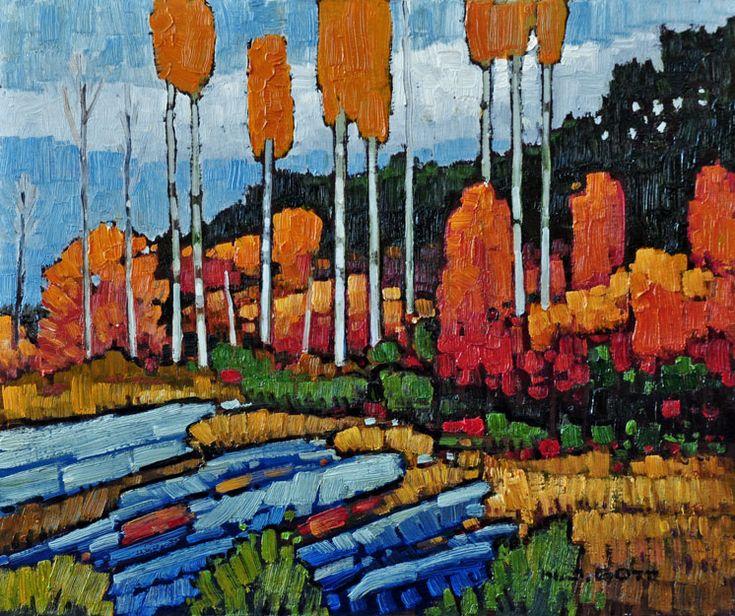 Autumn Hues, by Nicholas Bott