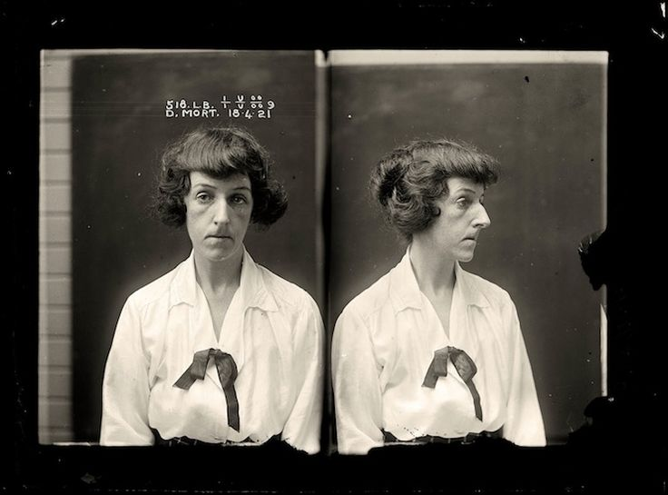 Dorothy Mort - The Sydney Forensic Photography Archive