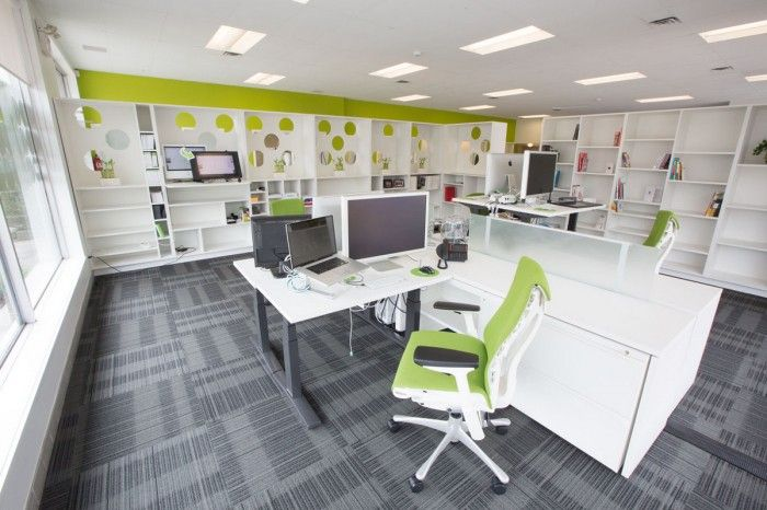 Design pod @ Treefrogs New Newmarket Offices