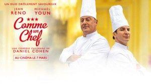 pelicula francesa subtitulada en frances - Comme un chef