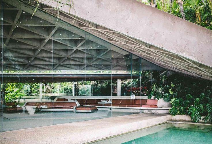 Amazing Modernist Archicteture on Film - The Sheats Goldstein Residence – The Big Lebowksi