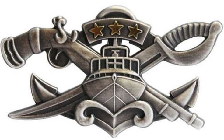 Naval Special Warfare Combatant Craft Crewman Master Approx: