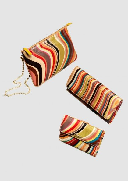 Paul Smith Women's Accessories AW13 - Paul Smith Collections #PaulSmith #JoMode #Accessoires