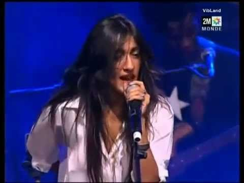 Hindi Zahra - AH YAWA @ Mawazine 2011