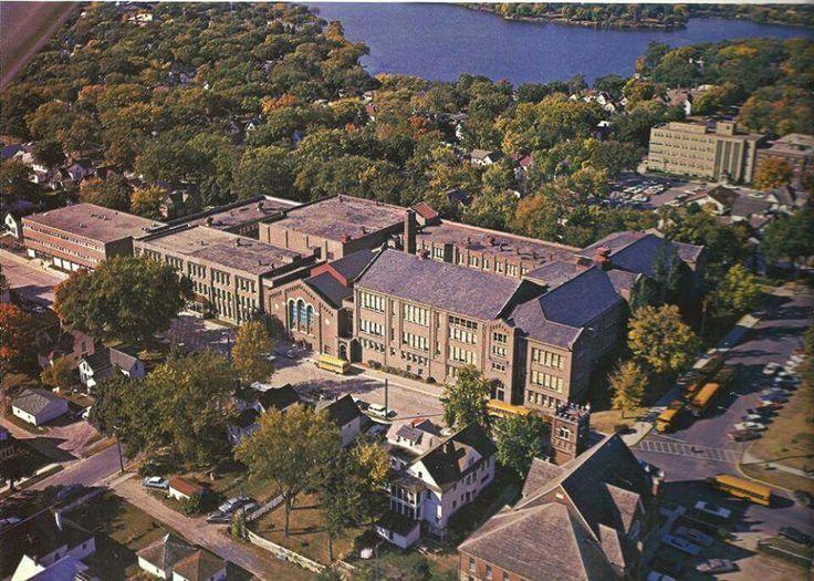 Albert Lea (Minnesota) Senior High.