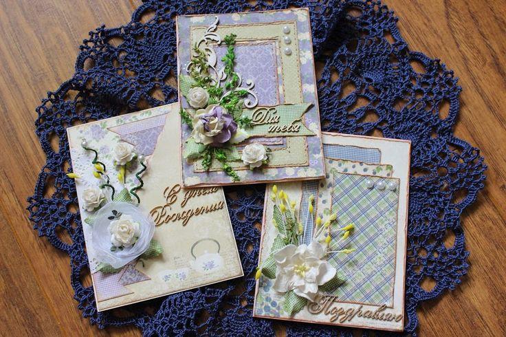 Retain moments: Три открытки