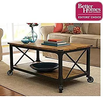Finding A Wood Coffee Table Can Be A Tough Task With So Many Options, Sizes