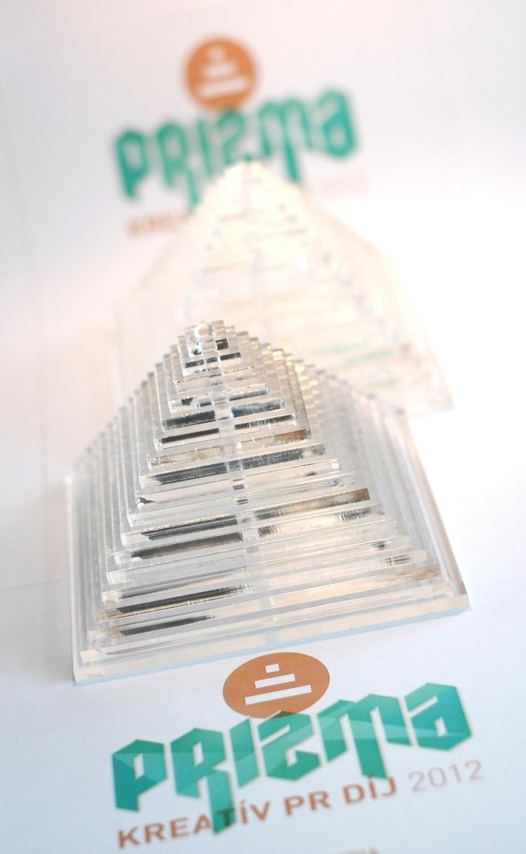 A 2012-es Prizma Kreatív Pr Díj díjkiosztóján mindkét shortlistes pályázatunkkal elnyertük a kategória fődíját! :)