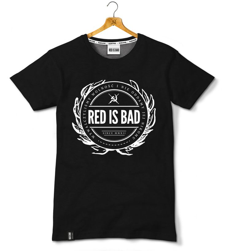 Herb Red is Bad - wer. czarna