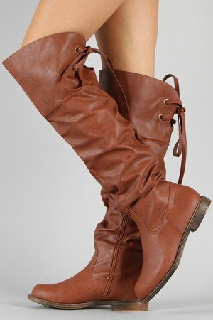 I have a brown boot addiction I think...