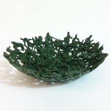 These bowls are made by melting plastic toy soldiers together to form one rigid piece, looks great as a table centerpiece or as a f View Details
