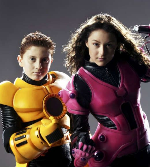 Carmen and Juni, Spy Kids                                                       …