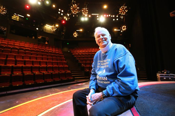 Meet the 80-year-old superfan who can't stop buying local theater tickets