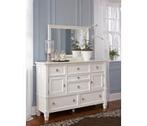 Prentice Dresser & Mirror - Ashley Furniture