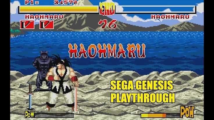 """Samurai Shodown 