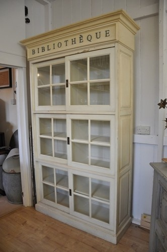 Bibliotheque Library Cabinet