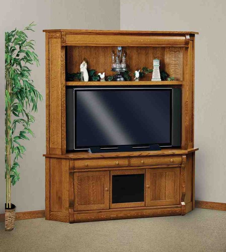 Find this Pin and more on TV Armoire. Amish Corner TV Armoire Entertainment  ... - 18 Best Entertainment Center Images On Pinterest