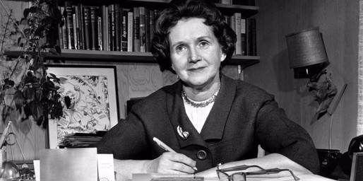 La obra de Rachel Carson, una referencia del ambientalismo mundial  A cincuenta y un años de la muerte de Rachel Carson, su obra, Primavera Silenciosa (Silent Spring) (1962), permanece como principio y referencia obligada del ambientalismo mundial. En ella destacó el peligro que representaban los plaguicidas para el ambiente, etc...