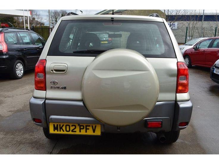 Used Toyota Rav4 Suv 2.0 Vvt-i Gx 5dr in Bradford, West Yorkshire | Km Car Sales And Valeting Service