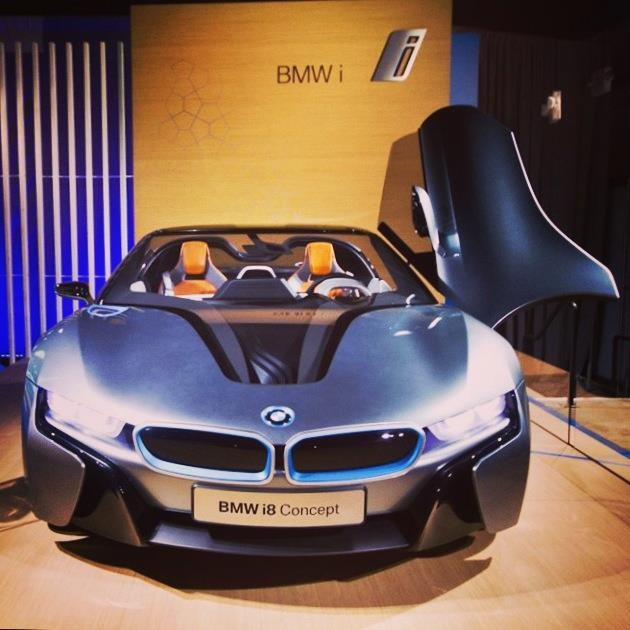 The future of the Beemer..